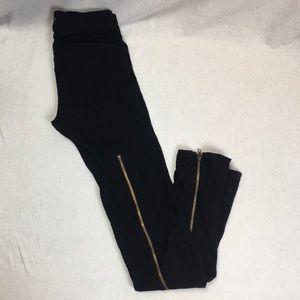 Current/Elliott Jeans - Current Elliot Back Zip Skinny Jean legging